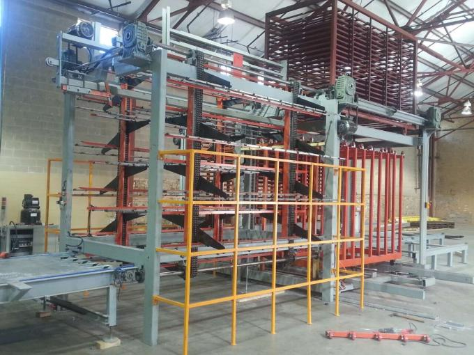 Fireproof Magnesium Oxide Board Making Machine for Partition Wall Panel production Line