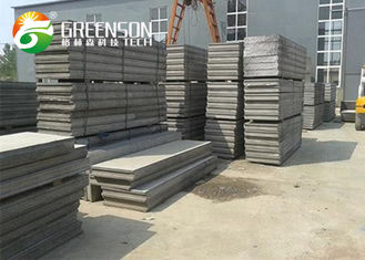 Easy Installation EPS Cement Sandwich Panel Production Line ISO / CE Certificate