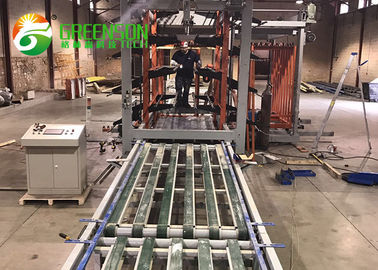 Commercial Mgo Board Production Line For Wall Panels Building Material