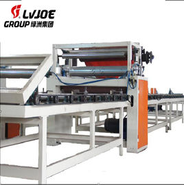 PVC Ceiling Machine Automatic Production Line 1300mm Max Laminating Wid