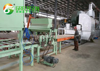 China Mineral Wool Acoustic Ceiling Board Production Line Heat Insulation / Waterproof company