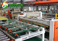 China 1220*2440mm Automatic Cutting Machine Gypsum Board with Diamond Blades company