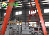China High Frequency 380V Fiber Cement Board Production Line Good Heat And Sound Insulation company