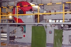 High Efficiency Decorative Wall Calcium Silicate Board Production Line