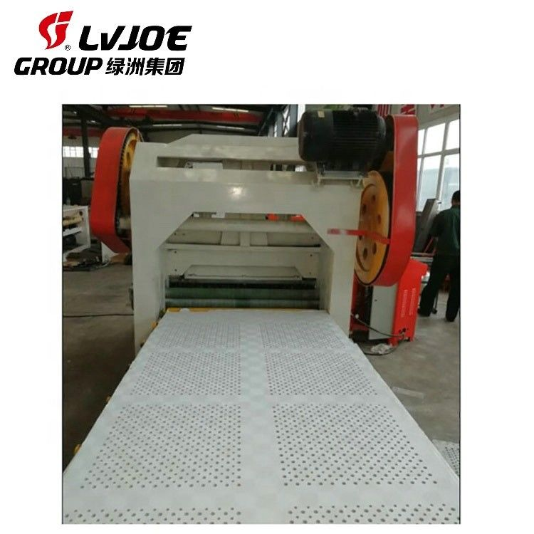 High Quality Power Press Punching Machine with Different Holes for Decorative