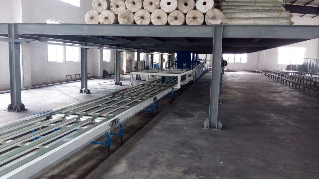 High Sale Lightweight Fireproof MgO Partition Board Complete Production Line