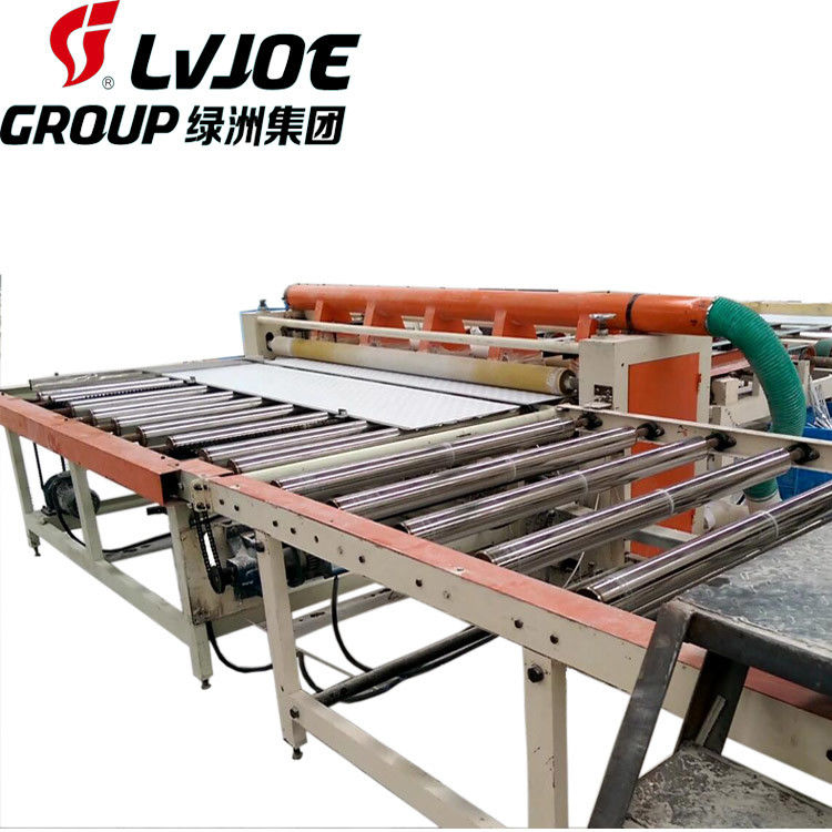 High Output Gypsum Board Cutting Machine 380V 17.15KW Power CE ISO Approved