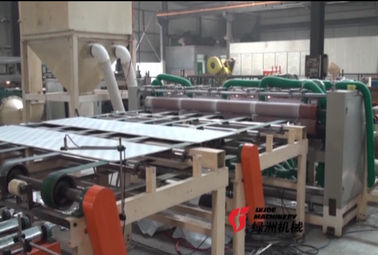 China Oil Resistance Acid And Alkali Resistance Full Automatic Laminating Machine factory