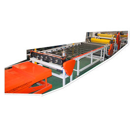 China Fully Automatic Gypsum Ceiling Machine For Laminating PVC Film factory