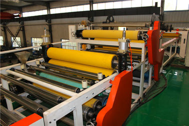 China Double Sides Full Automatic PVC Laminated Gypsum Ceiling Board Production Line factory