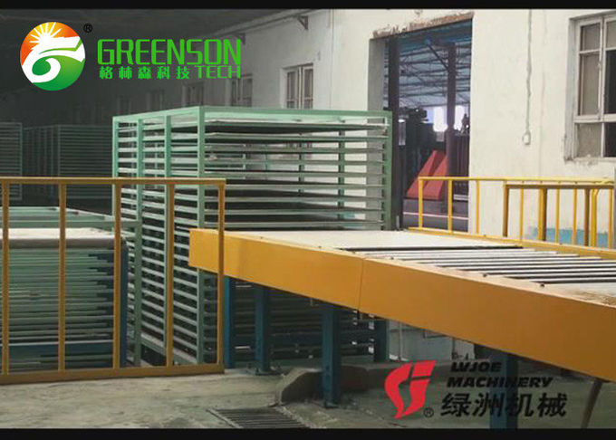 Full Automatic Customized Mgo Board Production Line